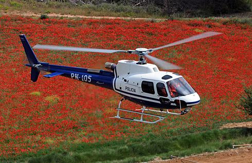 A Eurocopter está comemorando a entrega do décimo helicóptero AS350 B3 Ecureuil (Astar) para a Polícia Nacional de Angola, reforçando a sua capacidade operacional e, ao mesmo tempo, expandindo sua frota de aeronaves.