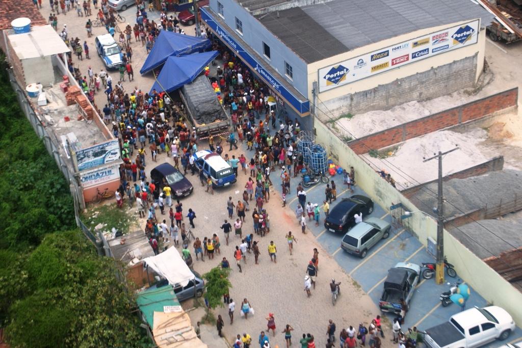 Vítimas de acidente em Itaparica. Foto: Divulgação.