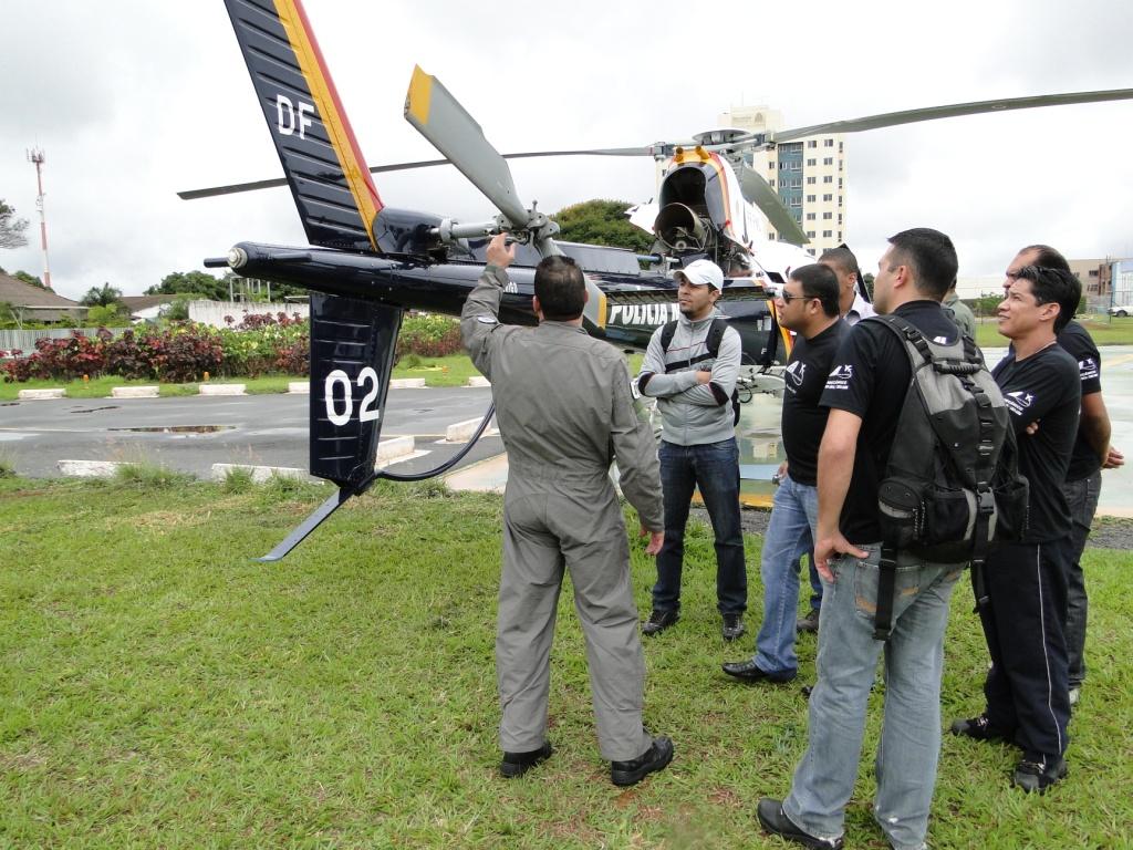 Alunos Turma Tucanos/2011, GF Escola de Aviação.