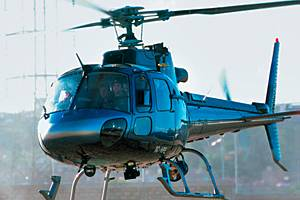 Aeronave já está no Estado e pilotos estão se qualificando. Foto: Divulgação/Helibras