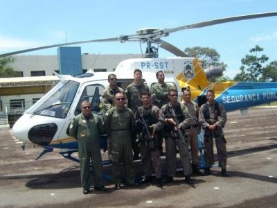 Ciopaer realiza resgate aeromédico em Palmas