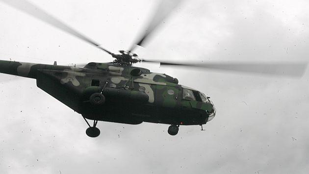 Mi-17 Polícia Nacional do Peru