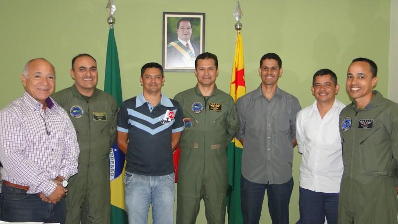 CIOPAer/AC forma novos co-pilotos de helicóptero