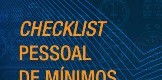 ANAC: Checklist Pessoal de Mínimos Operacionais