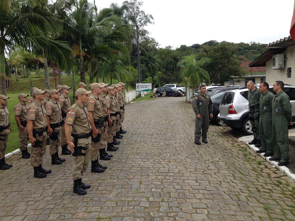 7º Curso de Tripulante Operacional Multimissão começa em Joinville