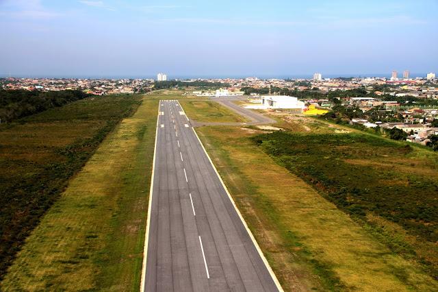 aeroporto Antônio Ribeiro Nogueira Jr. (Itanhaém)