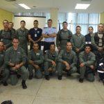 Seripa VI realiza treinamento de CRM com o CIOPAER/TO