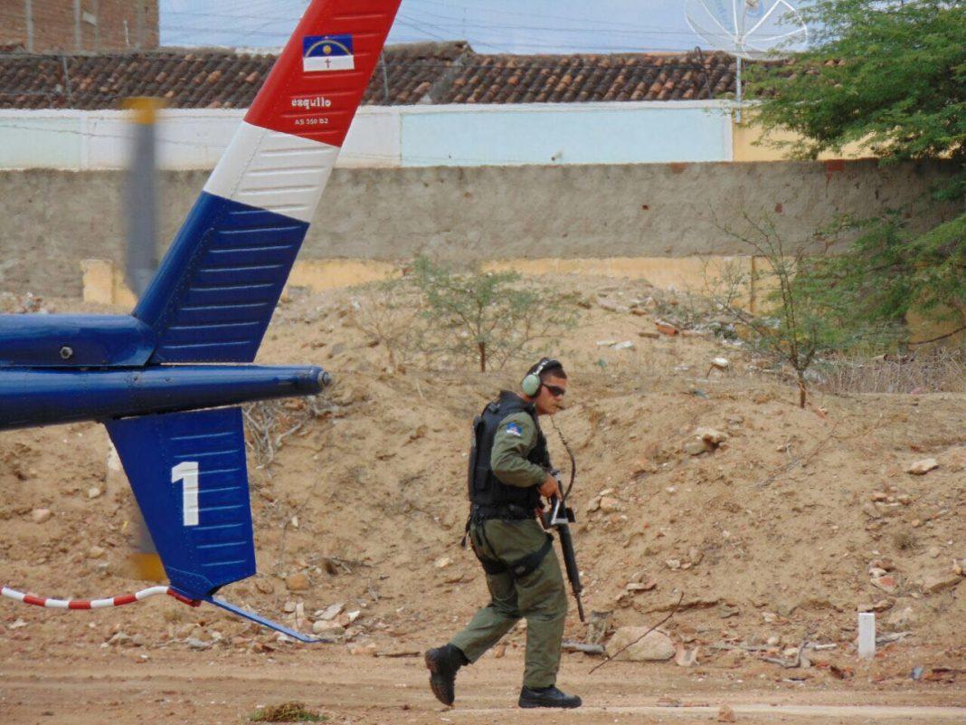 GTA participa de ação conjunta no Agreste de Pernambuco
