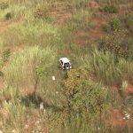 Com apoio da Ciopaer, PM recupera moto e carro roubado em VG
