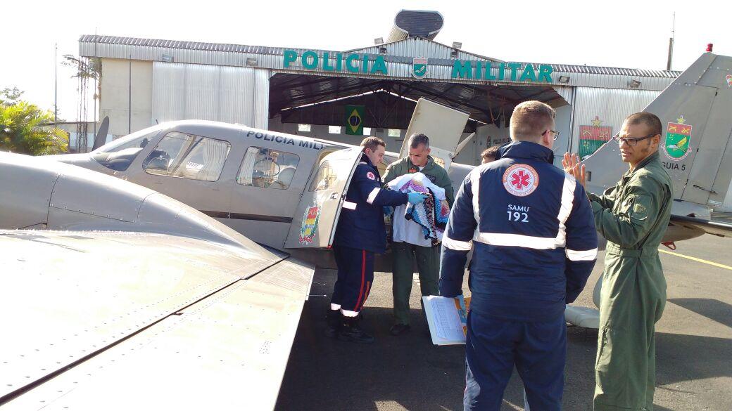 Foto: Batalhão de Aviação PMSC/Divulgação