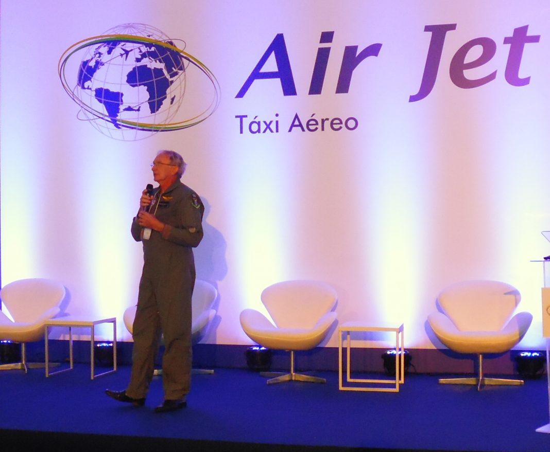 Dr. José Guataçara Correa Gabriel, Coordenador do SAMU Belém/PA. Foto: Eduardo Alexandre Beni.