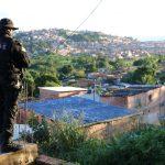COE da Polícia Civil da Bahia faz mapeamentos aéreos utilizando drone. Foto: Alberto Maraux.