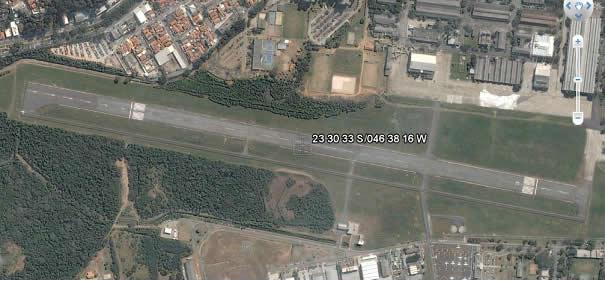 Aeroporto Campo de Marte, São Paulo.