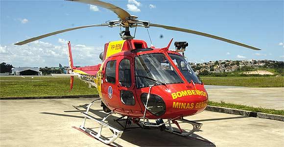 Helicópteros do Corpo de Bombeiros terão acesso facilitado ao Hospital de Pronto-Socorro João XXIII