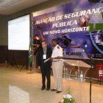 Palestra sobre A Aviação Contemporânea e o Investimento Estratégico na Capacitação em Segurança, palestrante Professor Donizeti Andrade – ITA.