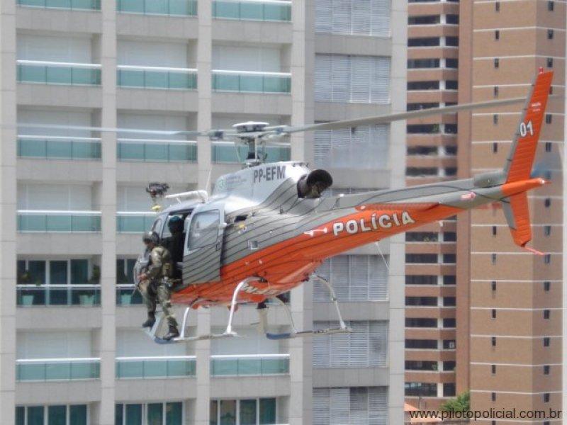Operação Policial CIOPAer do Ceará