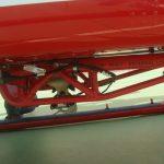 Gancho do AW119Ke do CBM/GO no 4º Fórum Nacional de Aviação de Segurança Pública