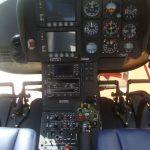 Painel do AW119Ke do CBM/GO no 4º Fórum Nacional de Aviação de Segurança Pública