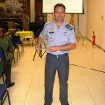Placa de homenagem ao site Piloto Policial no 4º Fórum Nacional de Aviação de Segurança Pública