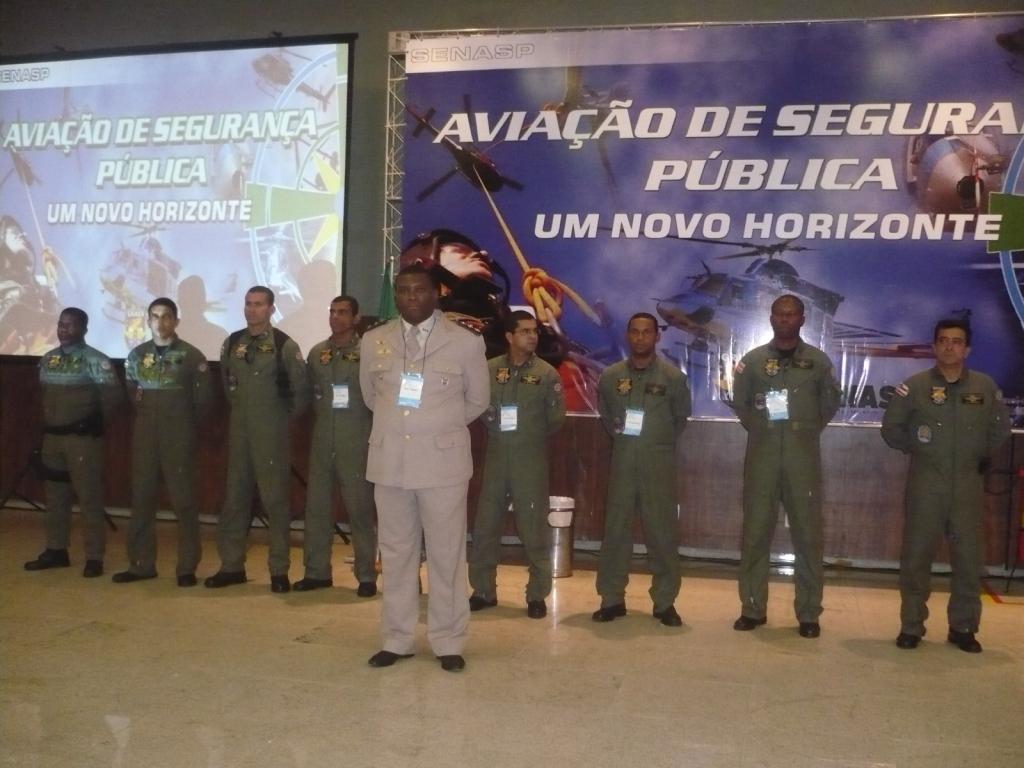3º Fórum Nacional de Aviação de Segurança Pública