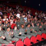 Formandos do Curso de Tripulante Operacional 2010 no Palácio das Artes em Praia Grande/SP.