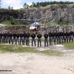 Curso de Tripulante Operacional - 2010, realizado na Base de Praia Grande/GRPAe