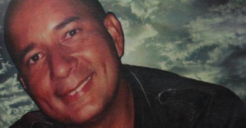 Soldado Abinoão Soares de Oliveira morreu durante treinamento aquático realizado em abril de 2010