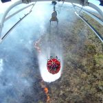 treinamento de carga externa e combate a incêndio