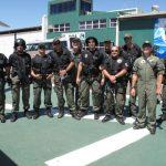 Divisão de Operações Aéreas da Polícia Civil do DF realiza treinamento de tiro  embarcado