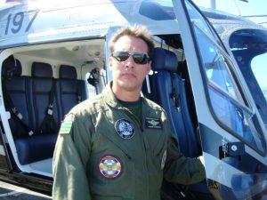 Del Carrasco no dia em realizou seu cheque ANAC do Koala, em 23 de junho de 2011