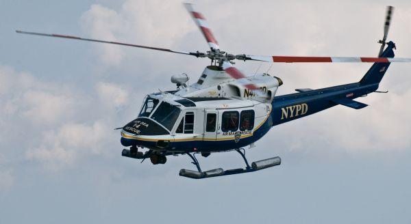 Elicottero 7 Posti : Nypd recebe mais um bell ep resgate aeromédico