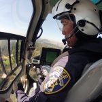 Gary Hirata, Tactical Flight Officer do Air Support Unit - East Bay Regional Park District