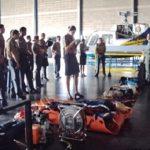 Bombeiros do Rio de Janeiro conhecem o Ciopaer/MT