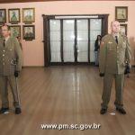Batalhão de Aviação da Polícia Militar de Santa Catarina recebe novo comandante