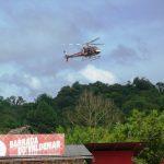 Buscas encerradas com êxito na região do Morro Pelado/SC