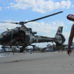 Treinamento do GRAER/PR para a operação verão do Paraná. Foto: Yuri Braz.