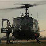Pilotos americanos treinam situações de IIMC, em Rockford/EUA