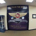 Motivo de orgulho da empresa, e com razão, é seu centro de treinamento (Bell Helicopter Training Academy), que já treinou mais de 120.000 pessoas de cerca de 120 diferentes países.