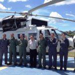 Pilotos do NOTAer/ES realizam ground school do BK 117 C-1
