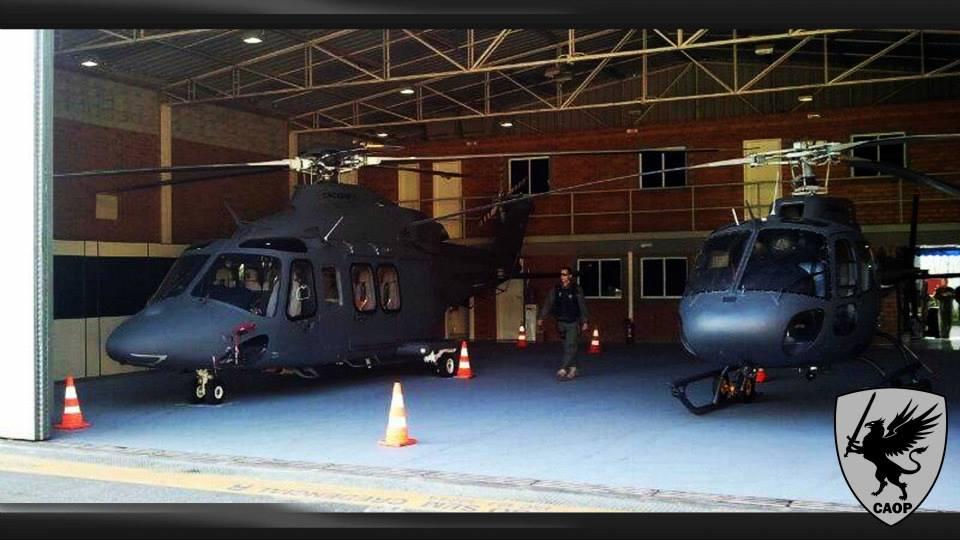 CAOP: novo AW139 e nova base no Rio de Janeiro