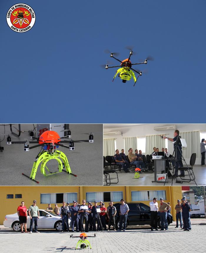 Segurança Pública e Defesa Civil buscam novas tecnologias