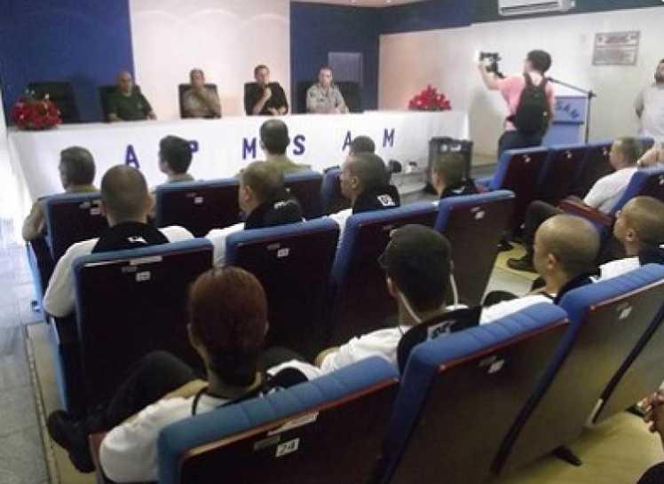 Alagoas inicia curso de Tripulante Operacional - 2013