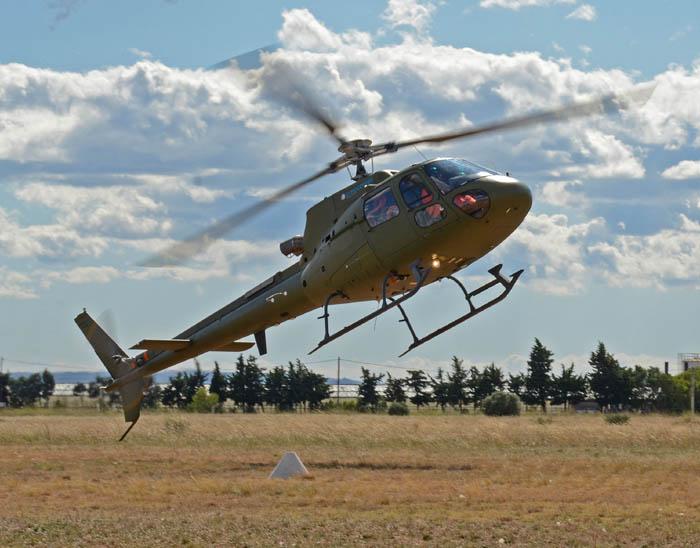 Autorotação helicóptero