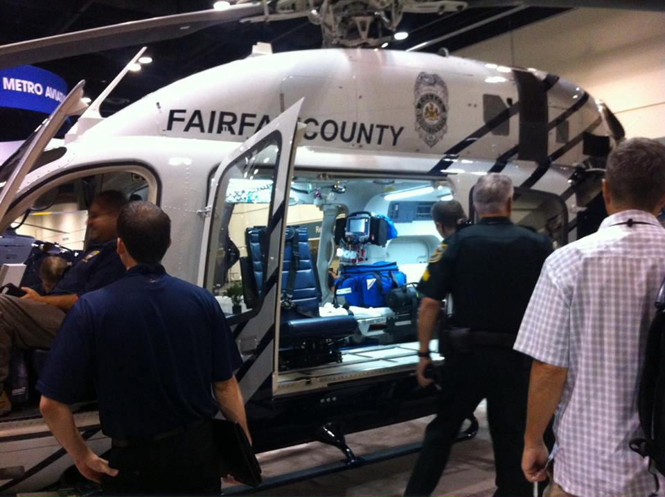 Bell 429 - Fairfax County - ALEA 2013