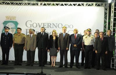 Desembargadores e juízes são homenageados durante comemoração dos 18 anos da Ciopaer Ceará