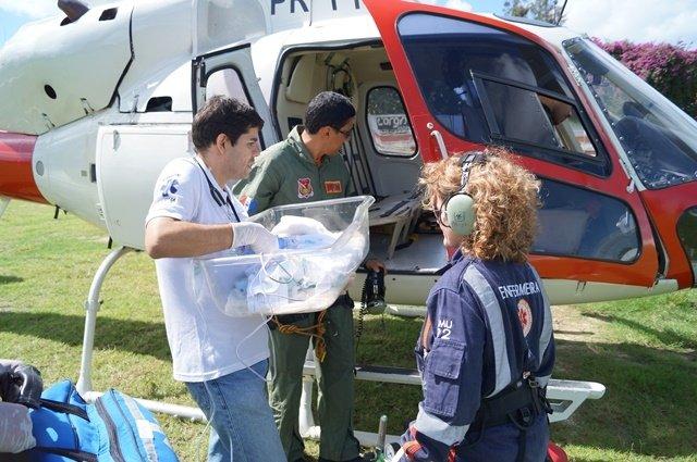 Helicóptero Arcanjo Alagoas