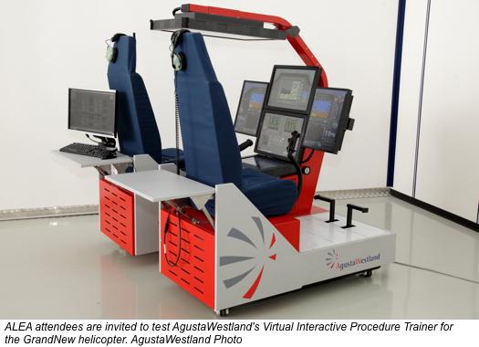 VIPT - AgustaWestland - ALEA 2013