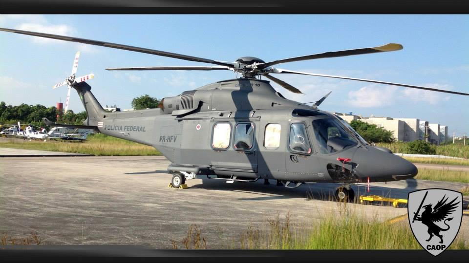 AW139 CAOP Polícia Federal