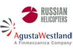 AgustaWestland e Russian Helicopters.