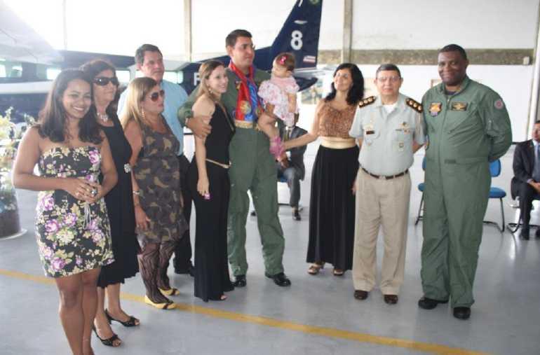 Solenidade de Elevação a Comandante de Avião, do Ten PM SOLON ANDERSON ROCHA FERREIRA 2